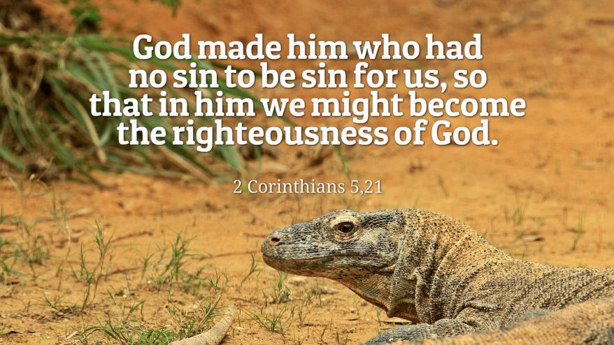 2 Corinthians 5,21