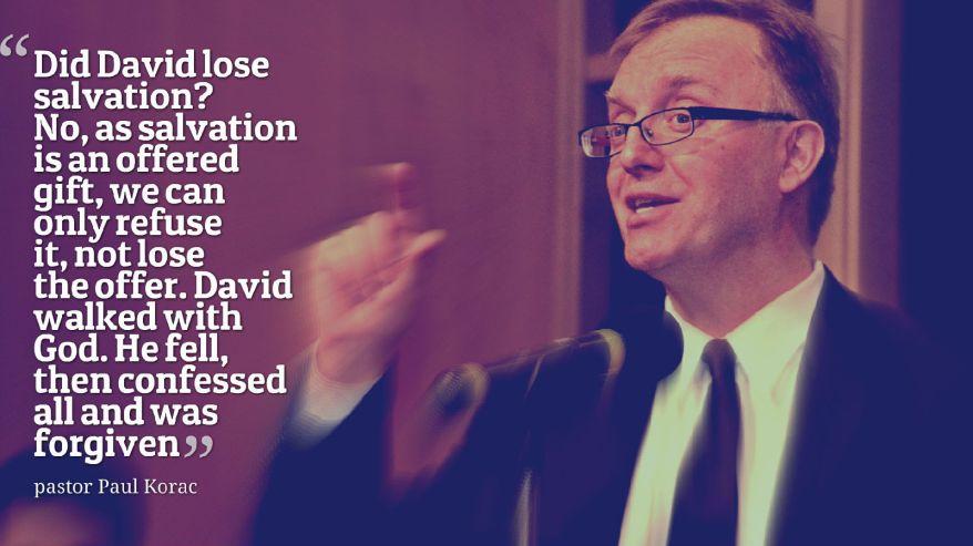 David salvation