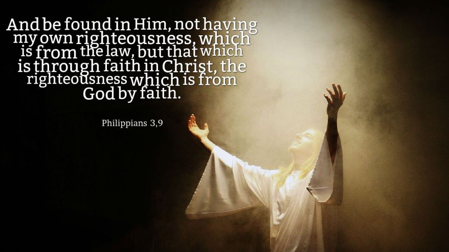 Philippians 3,9